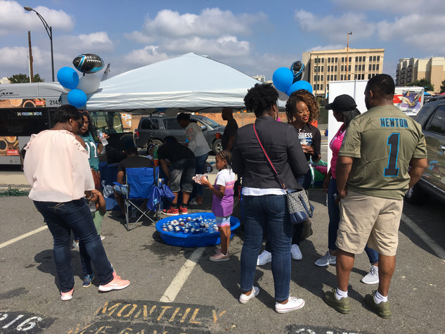 2018 Tailgating Event