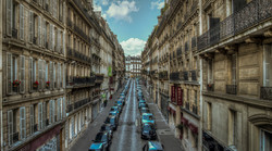 Paris rue Pierre Semard