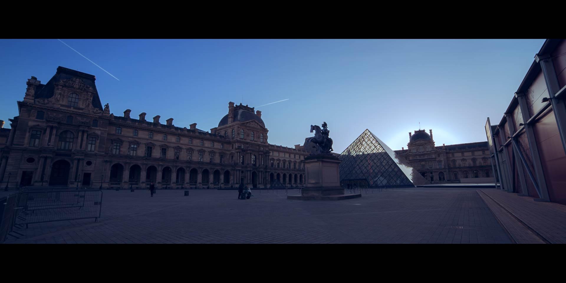 Architecture du Louvre