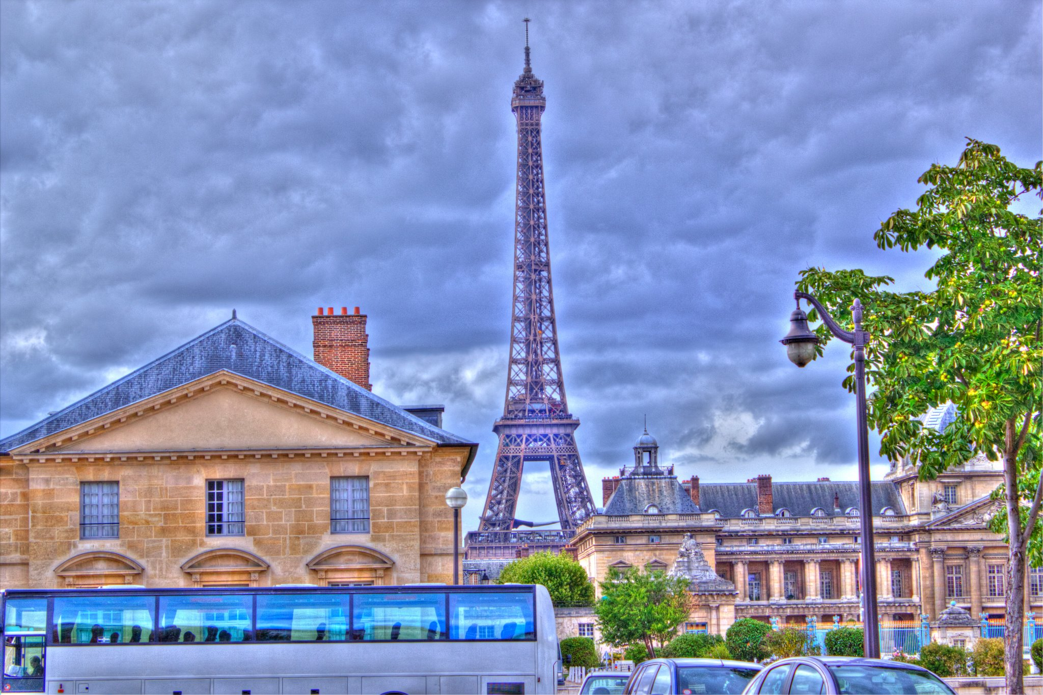 Paris HDR Test 2011