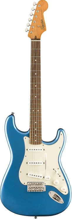 FENDER SQUIER CLASSIC VIBE 60's STRATOCASTER - LAKE PLACID BLUE