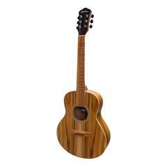 Martinez Short Scale Acoustic Guitar (Jati-Teakwood)