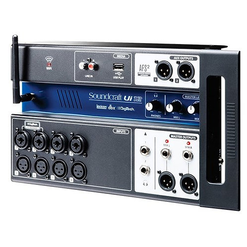 SOUNDCRAFT UI-12 DIGITAL MIXER