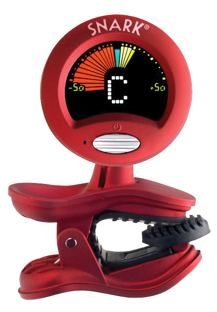SNARK SUPERTIGHT CLIP-ON GUITAR/CHROMATIC TUNER