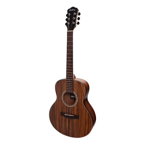 Martinez Short Scale Acoustic Guitar Rosewood