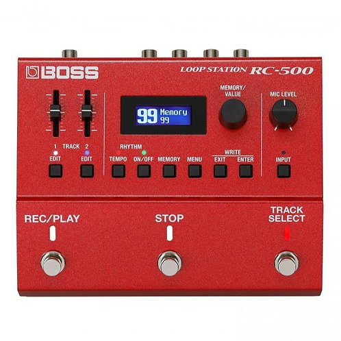 LOOP STATION BOSS RC500