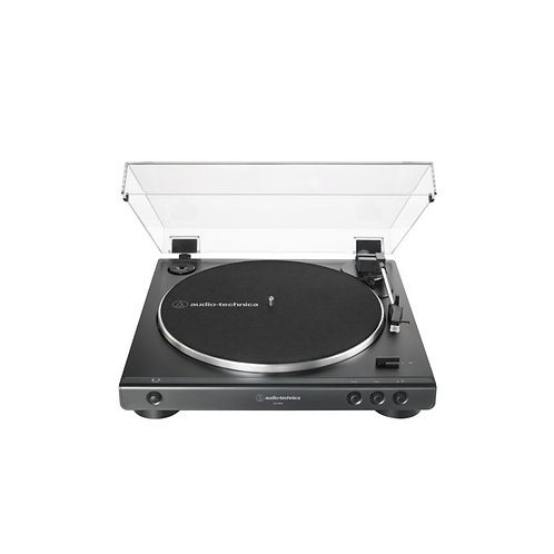 AUDIO TECHNICA TURNTABLE AT-LP60X-BK