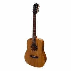 Martinez Middy Traveller Acoustic Guitar (Koa)