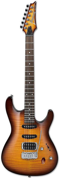 IBANEZ ELECTRIC GUITAR FLAME MAPLE TOP