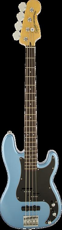 BASS GUITAR FENDER SQUIER P BASS LAKE PLACID BLUE