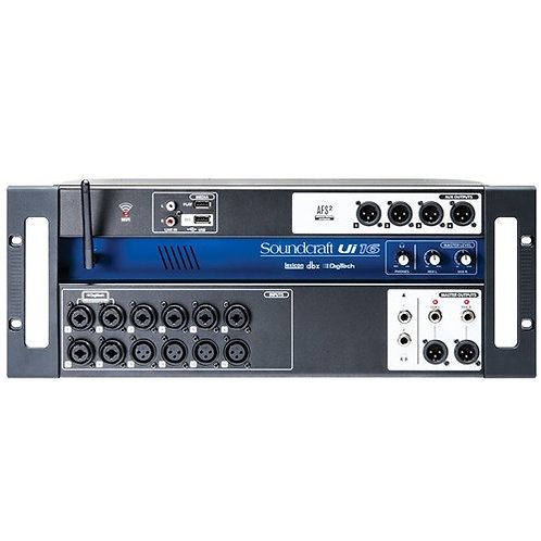 SOUNDCRAFT UI-16 DIGITAL MIXER