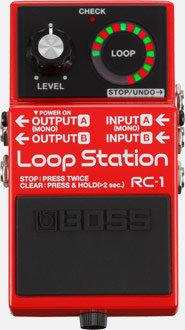 LOOP STATION BOSS RC-1