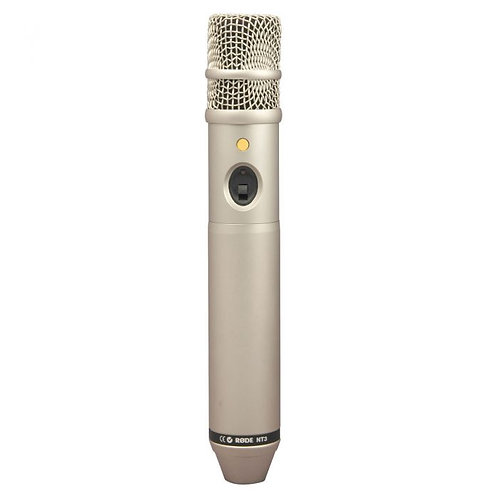 Rode NT3 Small Diaphragm Condenser Microphone
