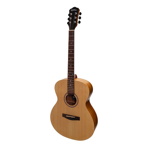 Martinez Small Body Acoustic Guitar Spruce