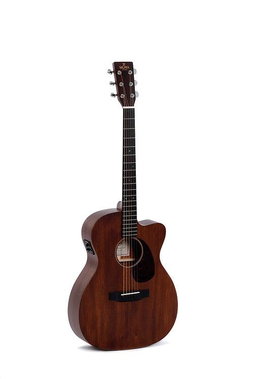 Sigma 000MC-15E 15-Series Acoustic Electric Guitar