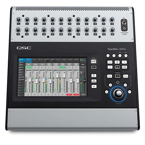 QSC TOUCHMIX 30 PRO DIGITAL MIXER