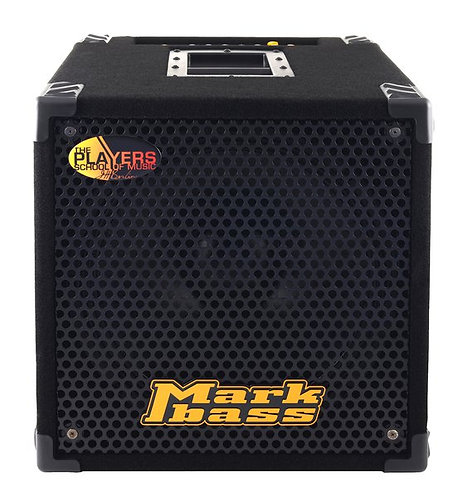 MARKBASS JEFF BERLIN 250 WATT BASS COMBO