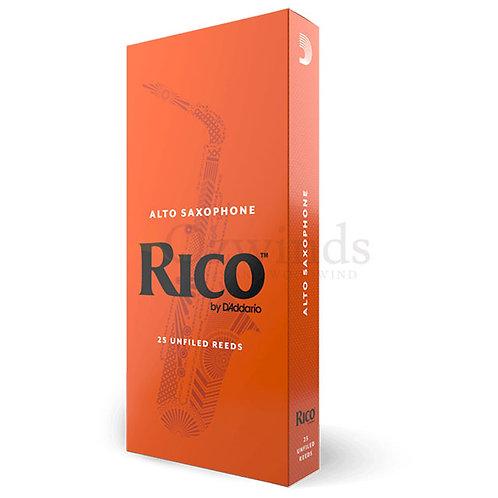 REEDS ALTO SAX RICO BOX 25