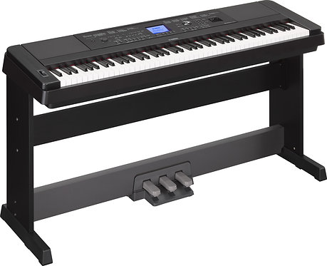 PORTABLE GRAND PIANO YAMAHA DGX-660B