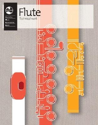 AMEBFLUTE TECHNICAL WORK BOOK 2012 ED