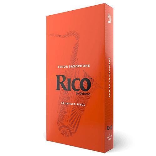REEDS TENOR SAX RICO BOX OF 25