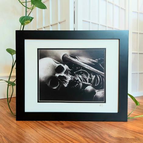 'Skeleton' by Chris Winterson