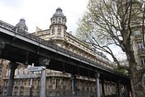 Pont de Bir-Hakeim, Paris, France