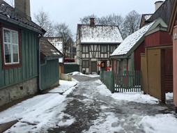 Norwegian Folk Museum, Oslo, Norway