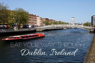 Eat your way through Dublin, Ireland