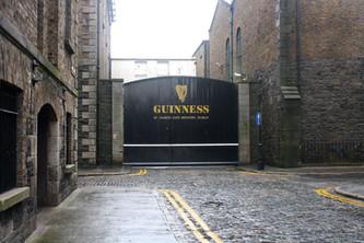 St. James Gate, Dublin, Ireland