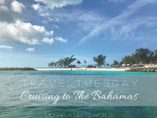 Travel Tuesday: Cruising to the Bahamas