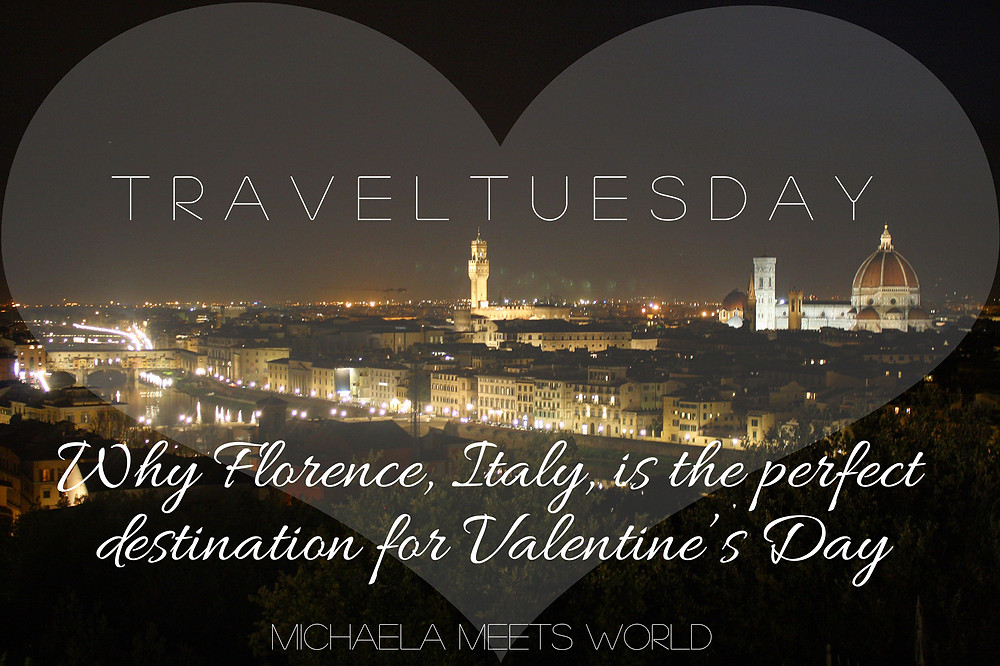 Travel Tuesday: Why Florence, Italy, is the perfect destination for Valentine's Day