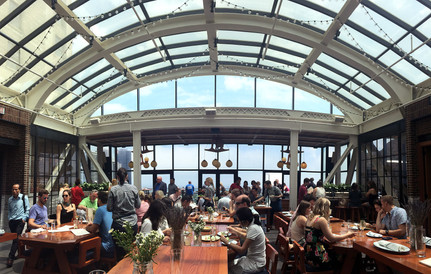Cindy's Rooftop | Chicago, Illinois
