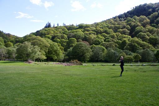 Glendalough, Wicklow Mountains