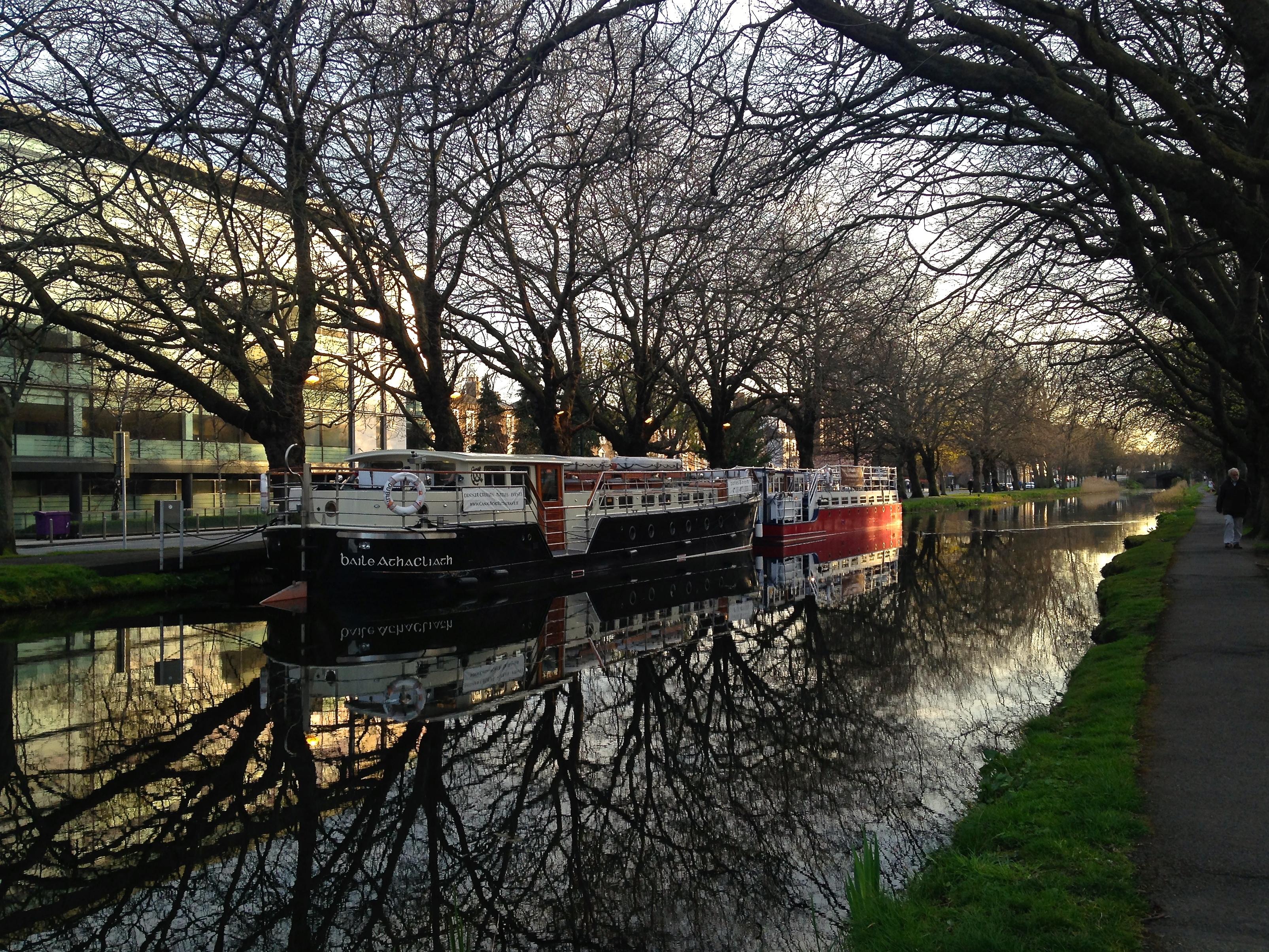 Dublin Canal Boats