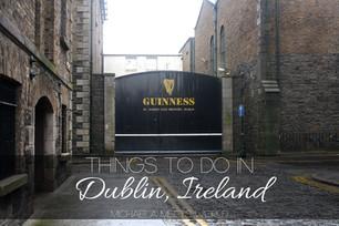 Things to do in Dublin, Ireland