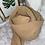 Thumbnail: Nude chiffon