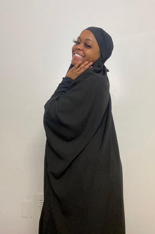 Black Jilbabs