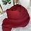 Thumbnail: Burgundy chiffon