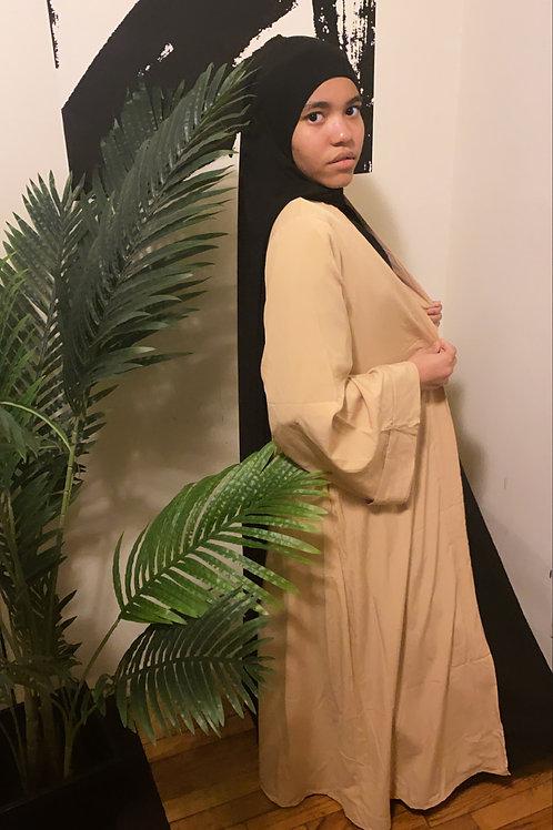 Carmel Open Abaya