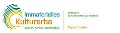 Unesco - Logo - Immaterielles Kulturerbe