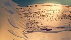 Die Fahrt auf den Schneeberg