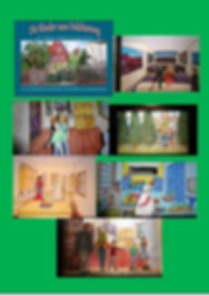 Die Kinder vom Veilchenweg Bilder Gabrie