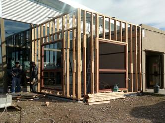 Inauguran una oficina energéticamente eficiente