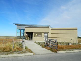 "The ""Gallegos River Estuary"" Environment Interpretation Center (CIERG)"