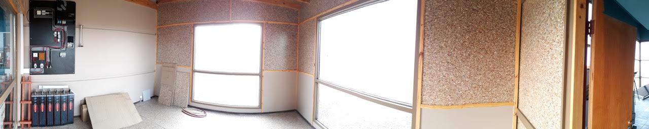 Vista panoramica interior