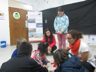 Ambiente Sur participó de la XXI Feria del Libro en El Chalten.