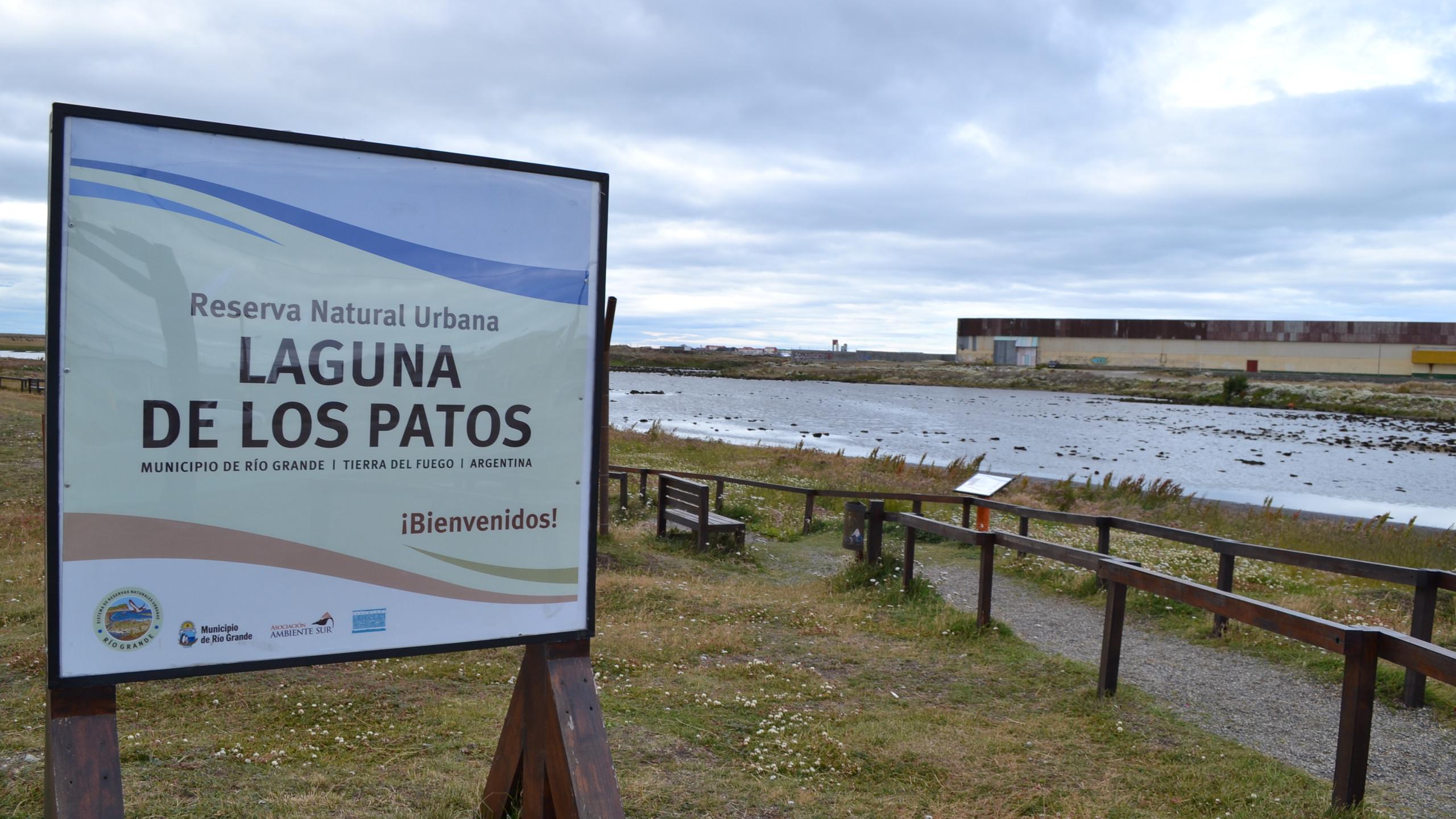 Laguna  de Los Patos RGA