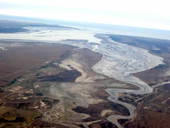 Estuario del Rio Gallegos
