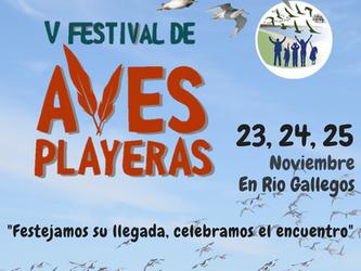 Anuncian el V Festival de Aves Playeras